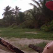 Rene Russo topless scene