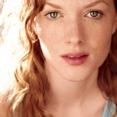 Wrenn Schmidt eyes-face