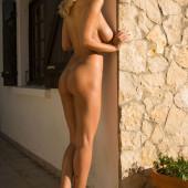 Rhian Sugden fully nude