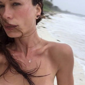 Rhona Mitra video