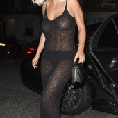 Rita Ora see through