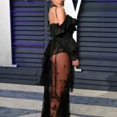Rita Ora see through