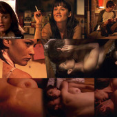 Robin Tunney sex scene