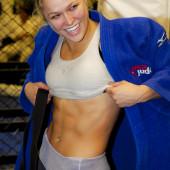 Ronda Rousey body