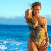 Ronda Rousey body paint