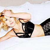 Rosamund Pike lingerie