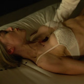 Rosamund Pike sex scene