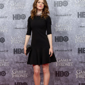 Rose Leslie body