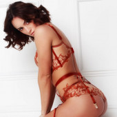 Rosie Jones lingerie