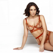 Rosie Jones see through