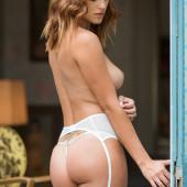 Rosie Jones topless