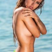 Rosie Mac topless