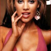 Roxanne McKee cleavage
