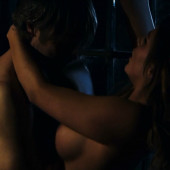 Ruby O. Fee nude scene
