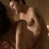 Sabine Vitua topless