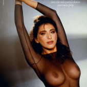 Sabrina Salerno see through