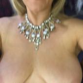 Sally Lindsay topless