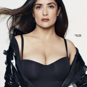 Salma Hayek boobs