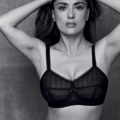 Salma Hayek underwear