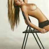 Sam Faiers topless