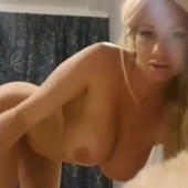Samantha de Jong private video