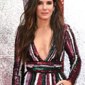 Sandra Bullock cleavage