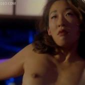 Sandra Oh nude scene