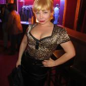 Sandra Steffl body