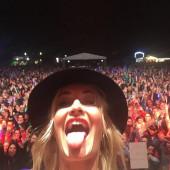 Sarah Connor selfie