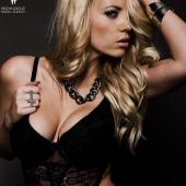 Sarah Domke sexy selfie