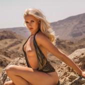 Sarah Knappik topless