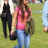 Sarah Lombardi jeans
