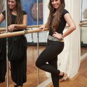 Sarah Lombardi leggings