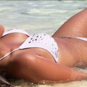 Sarah Lombardi sexy foto