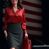 Sarah Palin dekollete