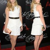 Sasha Pieterse high heels