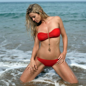 Saskia Atzerodt bikini