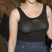 Scarlett Johansson durchsichtig