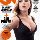 Scarlett Johansson gq