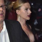 Scarlett Johansson oops