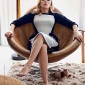 Scarlett Johansson upskirt