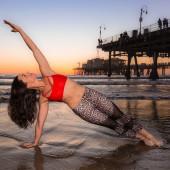 Serena Deeb yoga
