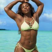 Serena Williams bikini