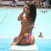 Ingrid de Oliveira butt
