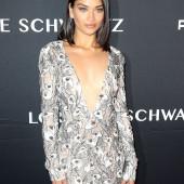 Shanina Shaik cleavage