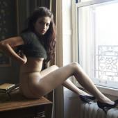 Shanina Shaik pantyhose