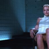 Sharon Stone upskirt basic instinkt