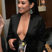 Shay Mitchell cleavage
