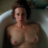 Sigourney Weaver topless scene