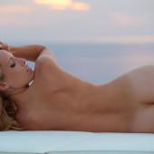 Sissi Fahrenschon ganz nackt